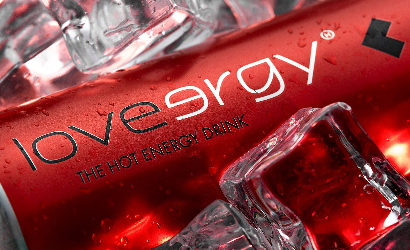 Loveergy The Hot Energy Drink